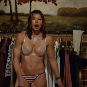 Jessica Biel desnudas follando
