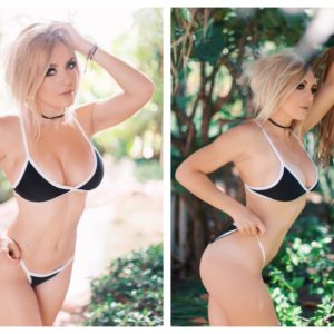 Jessica Nigri vídeos desnuda