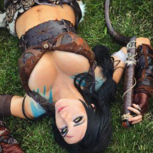 Jessica Nigri vídeos porno