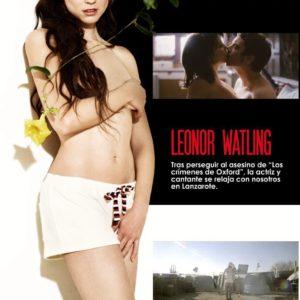 Leonor Watling sexo anal