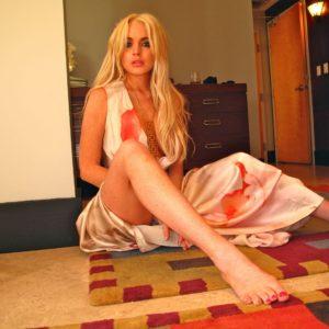 Lindsay Lohan adultos