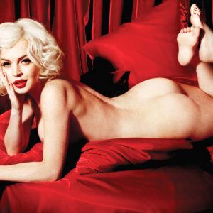 Lindsay Lohan calientes