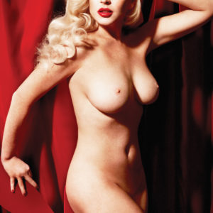Lindsay Lohan escenas