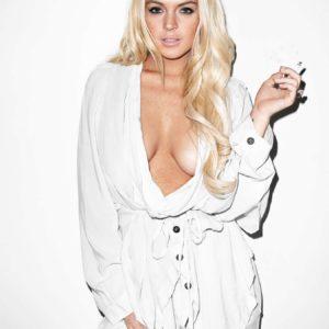 Lindsay Lohan famosas desnudas fotos