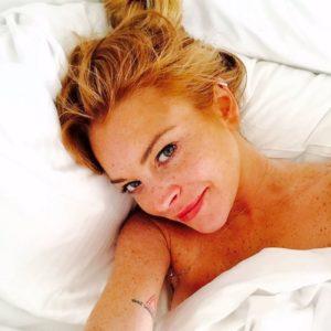 Lindsay Lohan fotos desnuda