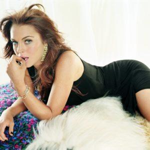 Lindsay Lohan fotos filtradas de