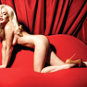 Lindsay Lohan porno gratis