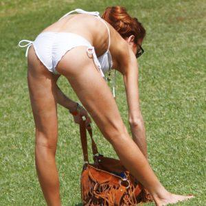 Lindsay Lohan tetas