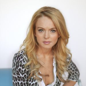 Lindsay Lohan vídeo porno
