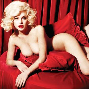 Lindsay Lohan xxx vídeos