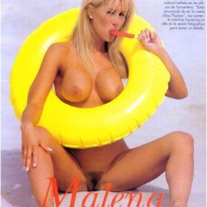 Malena Gracia desnudos