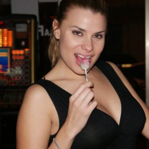 Filtraron fotos de Maria Lapiedra desnuda