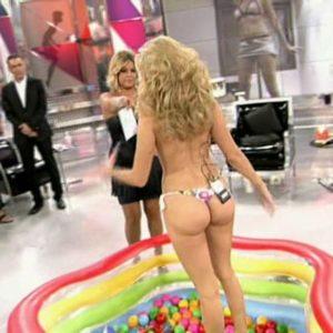 Maria Lapiedra desnuda coño