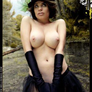 Maria Lapiedra desnuda película