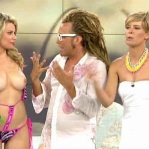 Maria Lapiedra desnudas
