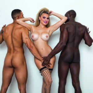 Maria Lapiedra pillada desnuda