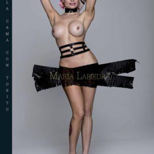 Maria Lapiedra sexual