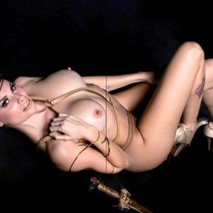 Maria Lapiedra tatuadas