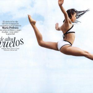 Maria Pedraza culos