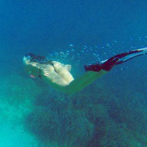 Maria Pedraza topless