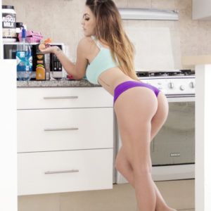 Patty Lopez de la Cerda vagina