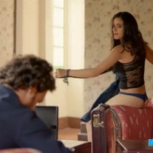 Paulina Gaitan teniendo sexo