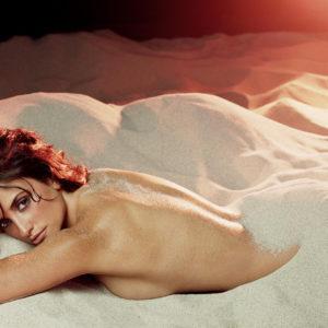 Penelope Cruz desnuda tetas