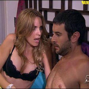 Vanesa Romero desnuda