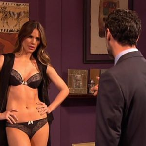 Vanesa Romero desnuda coño