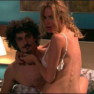 Vanesa Romero desnudarse