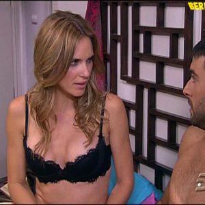 Vanesa Romero desnudo