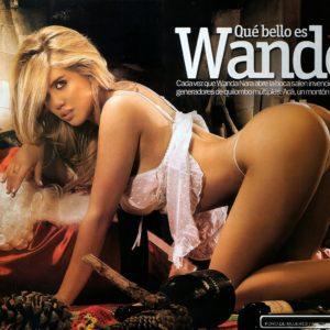 Wanda Nara pareja