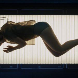 Scarlett Johansson cachondo