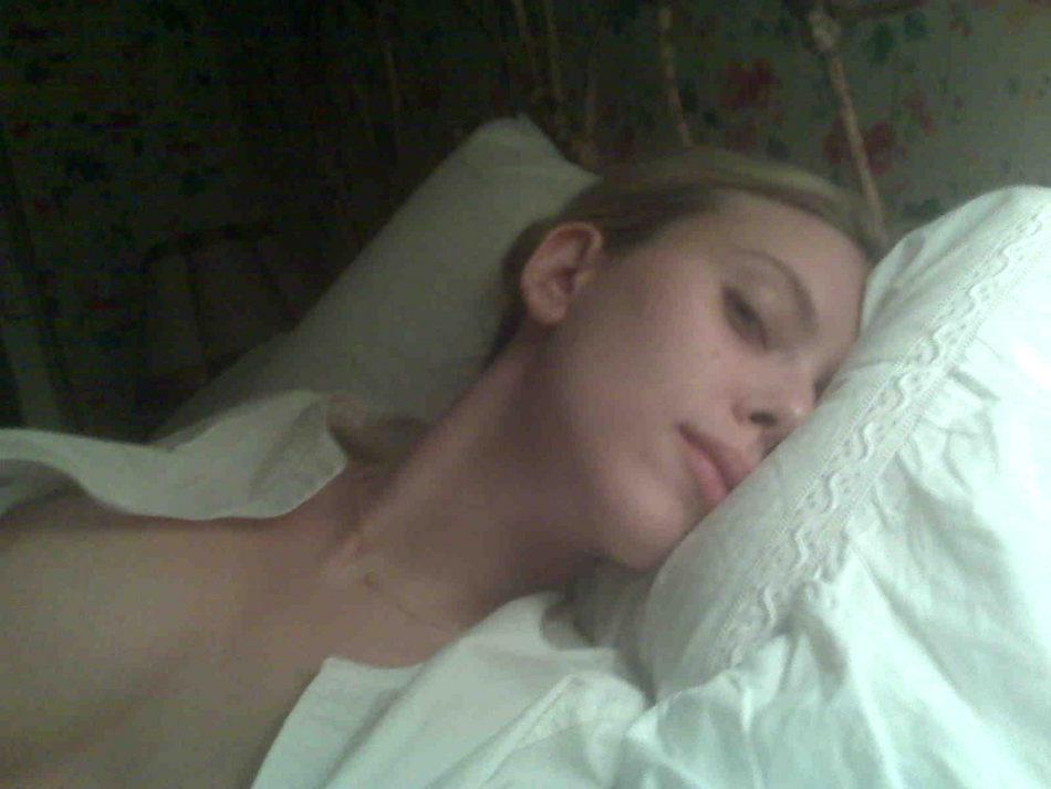 Scarlett Johansson fotos filtradas de