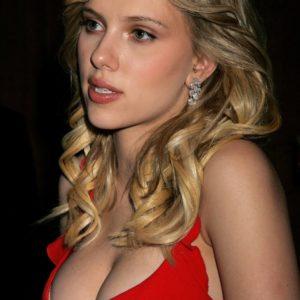 Scarlett Johansson porno famosas desnudas
