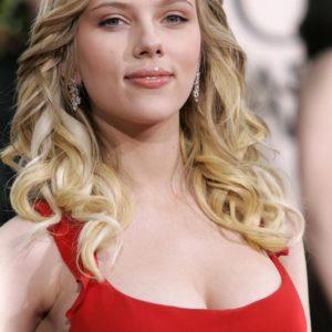 Scarlett Johansson robadas