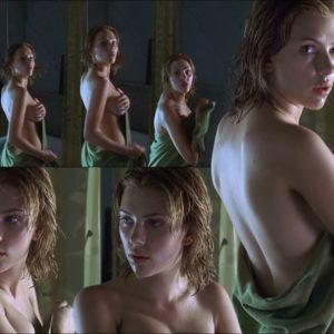 Scarlett Johansson sexo