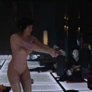 Scarlett Johansson sexo anal