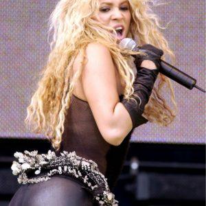 Shakira ropa interior